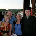 Cliff's Graduation from Clear Creek Baptist Bible College