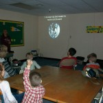 Children's Ministry @ Northwest Baptist, OK 10/11