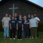 Ministry with Friends @ Germantown Baptist, OH