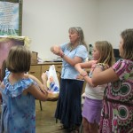 Children's Ministry @ Orange Springs Baptist, Fl 4/13