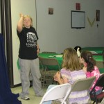 Children's Ministry @ Shepherd's Way Baptist, Fl 4/13