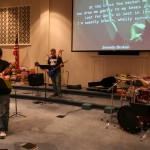 Leading a Youth Rally @ Northside Baptist, Ky 11/8