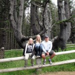 Caitlyn, Crystal & Cliff in Oregon