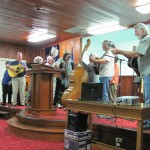 Worship time @ FBC Everglades City