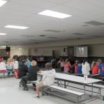 Ministering FISH Club @ Caldwell Middle School, KY