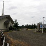 Northside Baptist, WA in July