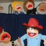 Puppets children ministry @ Germantown