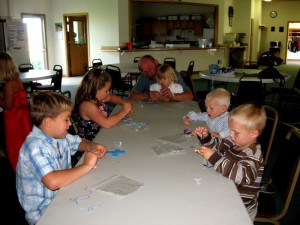 Craft in Children's Ministry @ Canyon Ferry